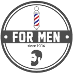 Acconciature for men Logo